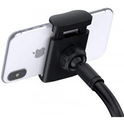 Viedtālruņu statīvi - Baseus Unlimited adjustment phone holder grey - купить сегодня в магазине и с доставкой