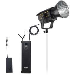 LED Monobloki - Godox Video LED light VL200 - perc šodien veikalā un ar piegādi