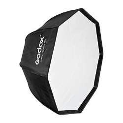 Godox SB-UE120 Umbrella style with grid softbox with bowens mount Octa 120cm