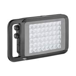 LED накамерный - Manfrotto видео осветитель Lykos BiColor LED (MLL1300-BI) - быстрый заказ от производителя