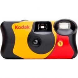 Плёночные фотоаппараты - KODAK FUNSAVER 27 shots flash disposable camera - купить сегодня в магазине и с доставкой