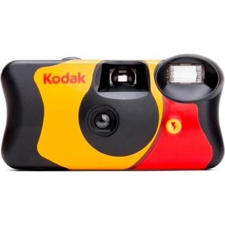 Filmu kameras - KODAK FUNSAVER 27 vienreizējās lietošanas fotoaparāts - perc šodien veikalā un ar piegādi