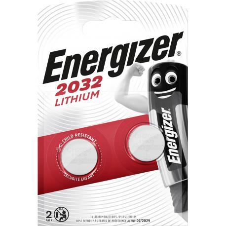 Baterijas, akumulatori un lādētāji - Lithium coin CR2032 baterija - perc šodien veikalā un ar piegādi