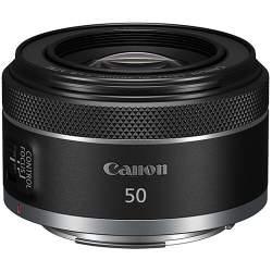 Objektīvi un aksesuāri - Canon RF 50mm f/1.8 STM objektīvs noma