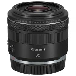 Lenses and Accessories - Canon RF 35mm f/1.8 IS Macro STM rental