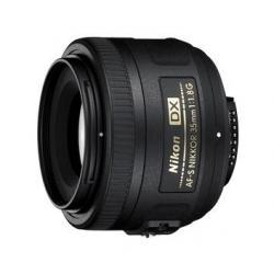 Objektīvi un aksesuāri - Nikon 35/1.8G AF-S DX 35mm objektīvs noma