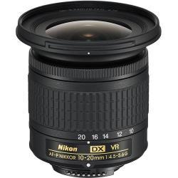 Lenses and Accessories - Nikon AF-P DX 10-20mm f/4.5-5.6G VR wide angle lens rental