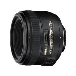 Lenses and Accessories - Nikon 50/1.4G AF-S Nikkor FF lens rental