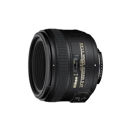Objektīvi un aksesuāri - Nikon 50/1.4G AF-S Nikkor objektīvs noma