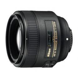 Lenses and Accessories - Nikon 85/1.8G AF-S Nikkor portret lens rental