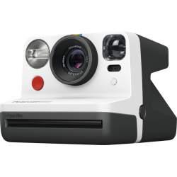 Фотоаппараты моментальной печати - Polaroid Now, black & white 9059 - купить сегодня в магазине и с доставкой