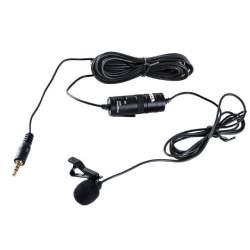 Mikrofoni - Boya Lavalier mikrofons BY-M1 350281 - perc šodien veikalā un ar piegādi