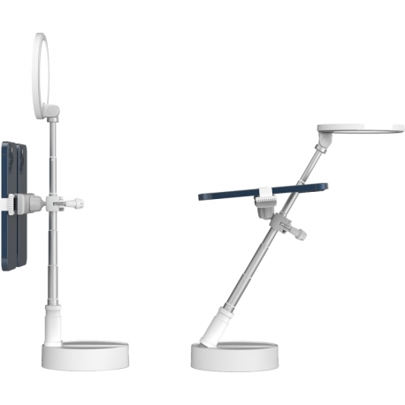 Gredzenveida LED lampas - SMALLRIG SELECTION 3242 PORTABLE LIGHT L10 3242 Light L10 - perc šodien veikalā un ar piegādi