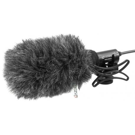 Аксессуары для микрофонов - AZDEN FURRY WINDSHIELD FOR SGM 250CX SWS-CX - быстрый заказ от производителя