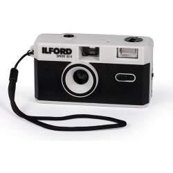 Плёночные фотоаппараты - ILFORD Camera Sprite 35-II Black & Silver - купить сегодня в магазине и с доставкой