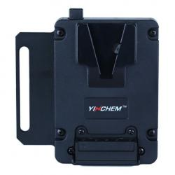 V-Mount аккумуляторы - Rolux Mini V-Mount Battery Plate RL-AC12S - быстрый заказ от производителя