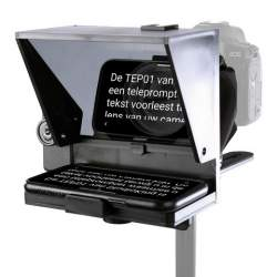 For smartphones - StudioKing Teleprompter Autocue TEP01 for Smartphones - buy today in store and with delivery