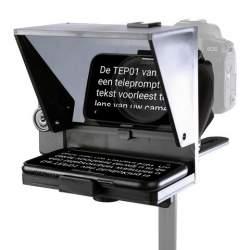 Съёмка на смартфоны - StudioKing Teleprompter Autocue TEP01 for Smartphones - быстрый заказ от производителя