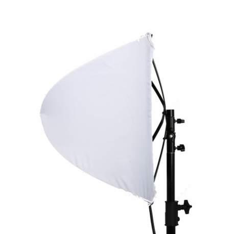 Диффузоры - Falcon Eyes Diffusor Dome RX-24OB II for LED RX-24TDX II - быстрый заказ от производителя