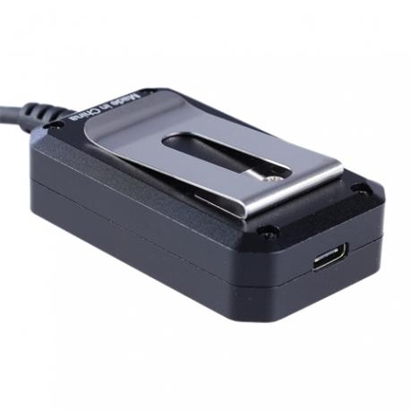 Аксессуары для микрофонов - Boya Audio Adapter BY BCA70 XLR Microphone to Smartphone - быстрый заказ от производителя