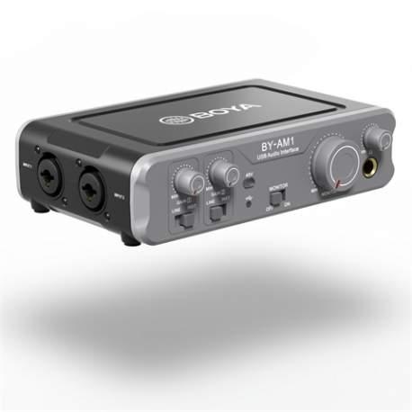 Streaming, Podcast, Broadcast - Boya аудио адаптер BY-AM1 - быстрый заказ от производителя