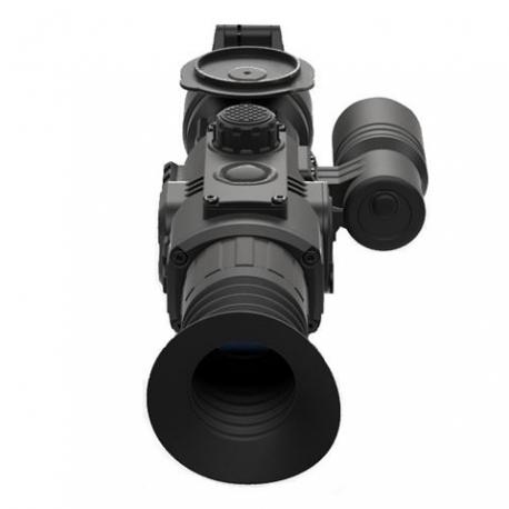 Устройства ночного видения - Yukon Digital Nightvision Rifle Scope Sightline N450S with Euro Prism Mount - быстрый заказ от производителя