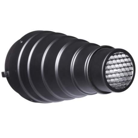 Рефлекторы - StudioKing Conical Snoot SK CS22 - купить сегодня в магазине и с доставкой