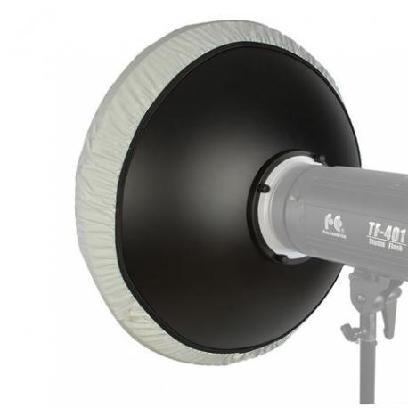 Рефлекторы - StudioKing Beauty Dish White SK-BD550W 55 cm for Falcon Eyes - быстрый заказ от производителя