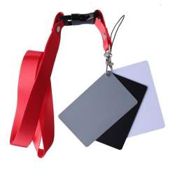 Balansa kartes - StudioKing Digital Grey Card SKGC-31S - perc šodien veikalā un ar piegādi