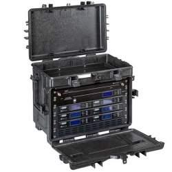 Koferi - Explorer Cases Waterproof Rack Frame Trolley Case 5140-B6U - ātri pasūtīt no ražotāja