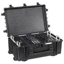 Koferi - Explorer Cases Waterproof Rack Frame Trolley Case 7630-B15U - ātri pasūtīt no ražotāja