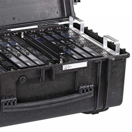 Кофры - Explorer Cases Waterproof Rack Frame Trolley Case 7630-B15U - быстрый заказ от производителя