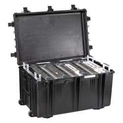 Koferi - Explorer Cases Waterproof Rack Frame Trolley Case 7641-B15U - ātri pasūtīt no ražotāja