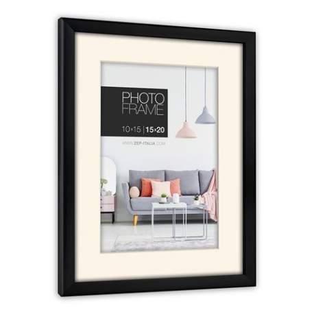 Фото подарки - Zep Photo Frame NP23B Edison Black 15x20 / 20x30 cm - быстрый заказ от производителя