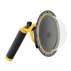 Telesin Waterproof Dome port for GoPro Hero 9