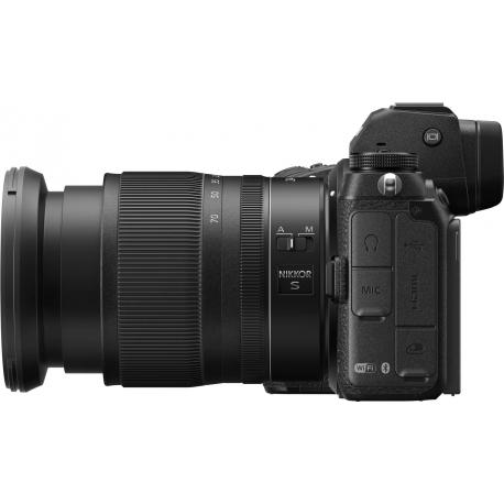 Bezspoguļa kameras - Nikon Z6 II + NIKKOR Z 24-70mm f/4 S + FTZ Mount adapter - perc šodien veikalā un ar piegādi