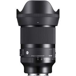 Objektīvi - Sigma 35mm F1.4 DG DN | Art | Sony E-mount - perc šodien veikalā un ar piegādi