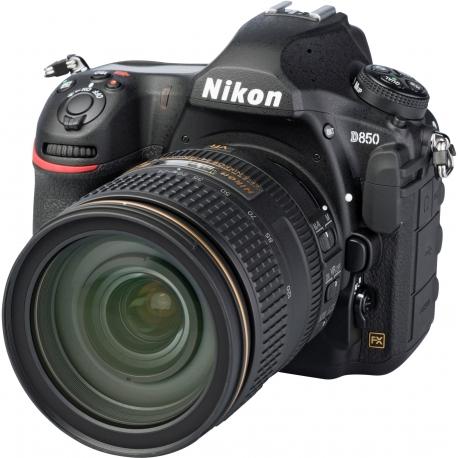 Зеркальные фотоаппараты - Nikon D850 24-120mm f4 VR - быстрый заказ от производителя