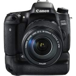 Kameru bateriju gripi - Canon BG-E18 Battery grip (EOS 750D, 760D, 8000D, Kiss X8i, Rebel T6i, T6s) - ātri pasūtīt no ražotāja