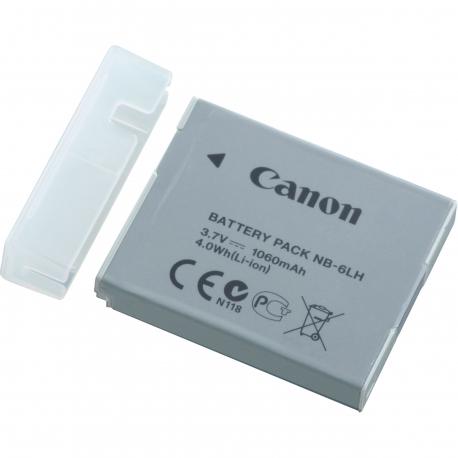 Батареи для фотоаппаратов и видеокамер - Canon NB-6LH Battery Pack - быстрый заказ от производителя