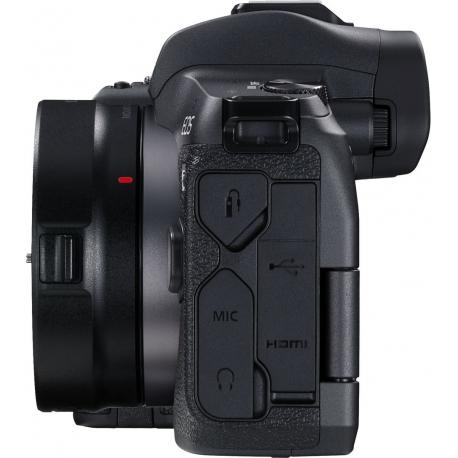 Беззеркальные камеры - Canon EOS R body - купить сегодня в магазине и с доставкой