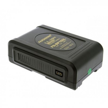 Batteries and chargers - Falcon Eyes V-Mount Battery 162Wh 14.8V 10000mAh - quick order from manufacturer