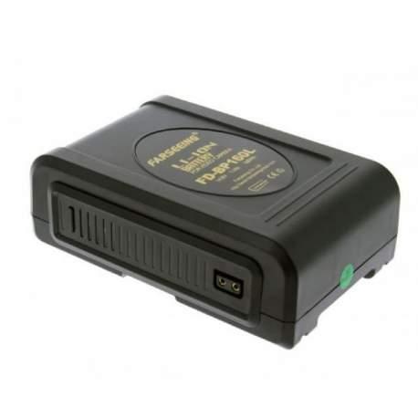 V-Mount аккумуляторы - Falcon Eyes V-Mount Battery 162Wh 14.8V 10000mAh - быстрый заказ от производителя