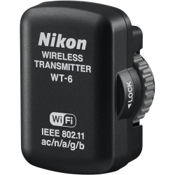 Батарейные блоки - Nikon WT-6A Wireless Transmitter (D5) - быстрый заказ от производителя