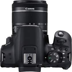 Spoguļkameras - Canon EOS 850D EF-S 18-55mm f4-5.6 IS STM - perc šodien veikalā un ar piegādi