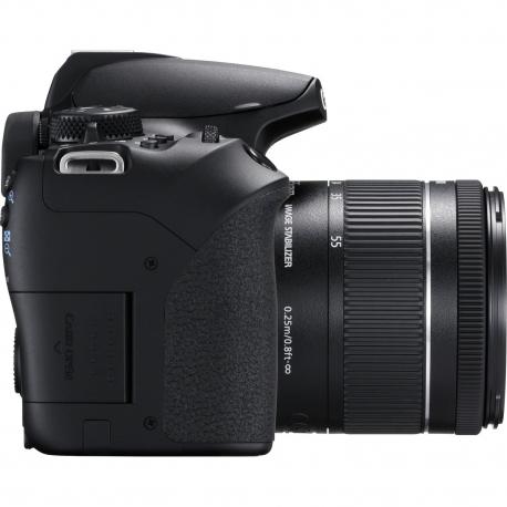 Spoguļkameras - Canon EOS 850D EF S 18-55mm f4-5.6 IS STM - perc šodien veikalā un ar piegādi