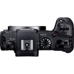 Bezspoguļa kameras - Canon EOS RP + RF 24-105mm F4-7.1 IS STM + Mount Adapter EF-EOS R - perc šodien veikalā un ar piegādi