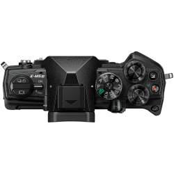 Bezspoguļa kameras - Olympus OM-D E-M5 III Body (Black) - ātri pasūtīt no ražotāja