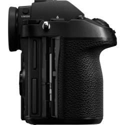 Беззеркальные камеры - Panasonic Lumix DC-S1ME + LUMIX S 24-105mm F4 MACRO I.S. (S-R24105) (Black) - быстрый заказ от производителя