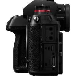 Беззеркальные камеры - Panasonic Lumix DC-S1RM + LUMIX S 24-105mm F4 MACRO I.S. (S-R24105) (Black) - быстрый заказ от производителя
